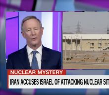 Retired Navy admiral says U.S. looks either 'complicit' or 'ignorant' in Iran nuclear facility blackout