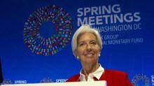 Lagarde nominada para reemplazar a Draghi como presidente de BCE