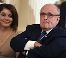 Giuliani, trying to walk back comments about Trump and Moscow, muddies the waters. Again.