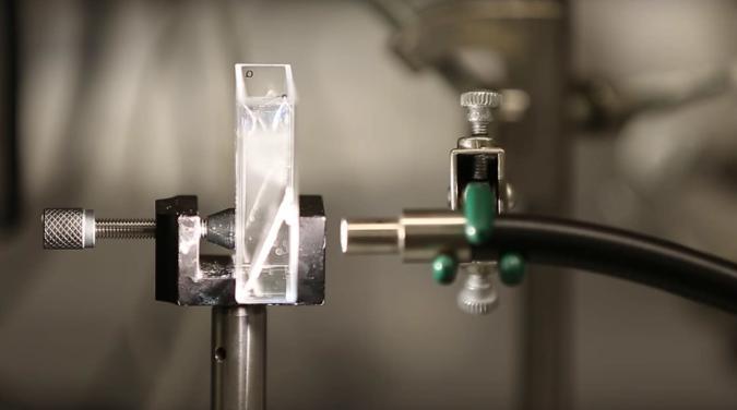 Bionisches Blatt produziert Treibstoff aus CO2 10 mal besser als Photosynthese
