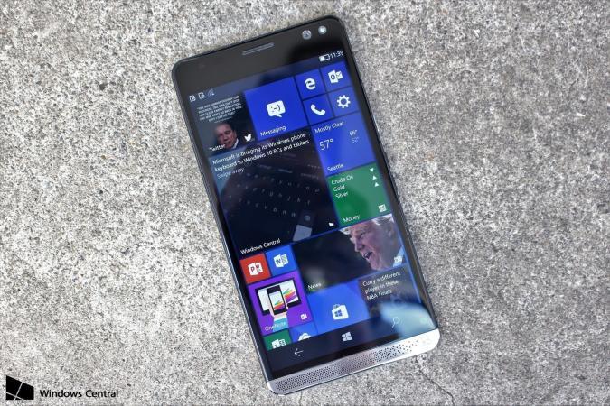 CShell es la futura interfaz adaptativa de Windows 10 que transformará tu teléfono