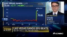 Strong Las Vegas Sands earnings driven by Asia, says analyst