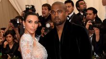 Kim Kardashian And Kanye West Look Surprisingly Casual Ahead Of Their Third Anniversary