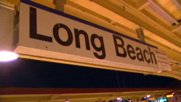 Tour along the LIRR Long Beach line