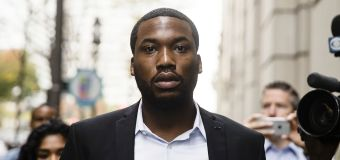 Meek Mill released from prison, attends NBA game