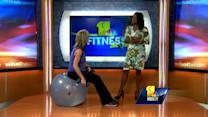 Candace reveals secret to weight training