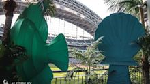 Brewers give Miller Park a Miami makeover to help Marlins feel at home