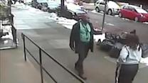 Possible abduction caught on camera in Spring Garden
