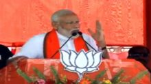 PM calls for end of Didi's rule; slams Mamata for seeking proof of airstrike