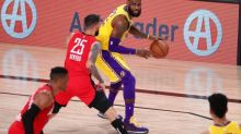 Basket - NBA - Les Los Angeles Lakers se détachent face à Houston