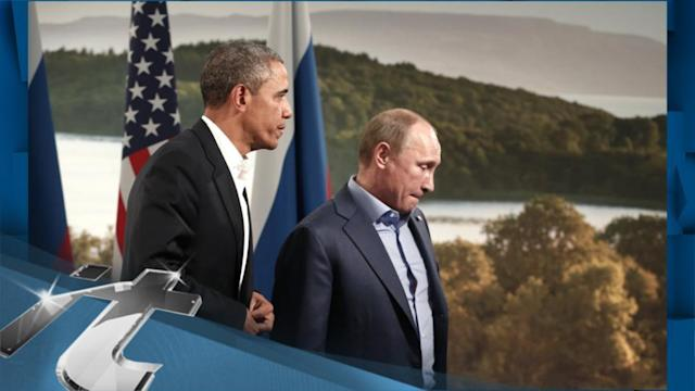 Middle East Breaking News: Obama and Putin Cite Differences on Syria but Say They Want Violence to End