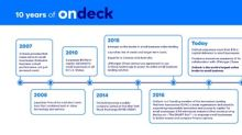 OnDeck Celebrates 10 Years Of Lending Innovation