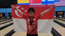 Cherie Tan clinches Masters gold at World Bowling Women's Championships