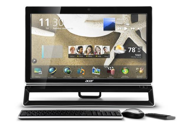 Acer outs AZ3, AZ5, Veriton Z Series all-in-ones, starting at $650