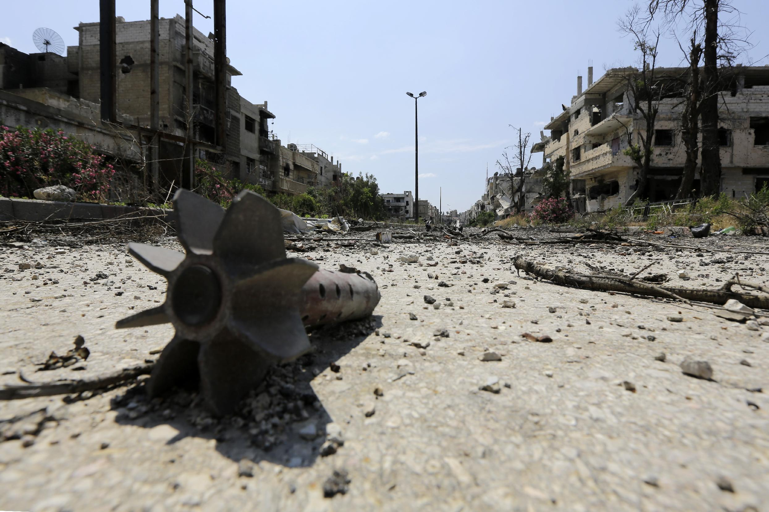 The Syrian civil war has claimed more than 200,000 lives since 2011
