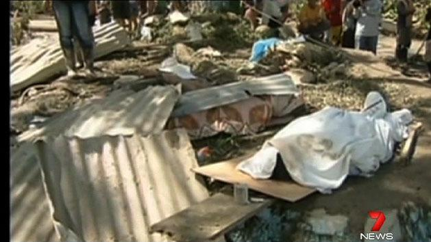 Typhoon Bopha death toll rises
