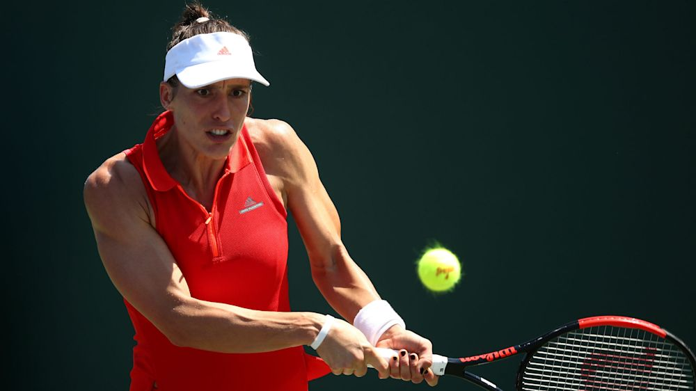 Petkovic, Goerges set up all-German semi