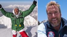 Ben Fogle dedicates Mount Everest climb to memory of stillborn son