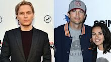 Ronan Farrow talks Woody Allen and the advice he gave Ashton Kutcher about having famous parents