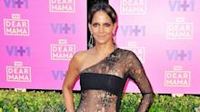 Halle Berry, 50, Proves You Don't Have to Be a 21-year-old to Wear See-Through Outfit