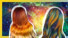 This Stunning Hair Color Is Inspired By Nature
