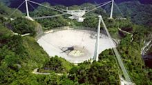 The iconic Arecibo radio telescope has been saved from possible demolition