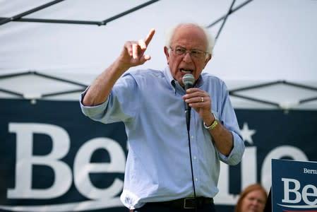 Bernie Sanders proposes canceling $81 billion U.S. medical debt
