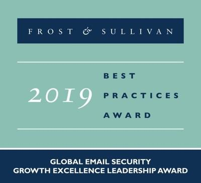 Mimecast Recognized by Frost & Sullivan for Achieving the