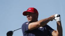 Golf: Koepka leads in Korea, closes in on No.1 ranking