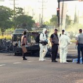 Gunmen ambush Mexican military convoy, kill 5 soldiers