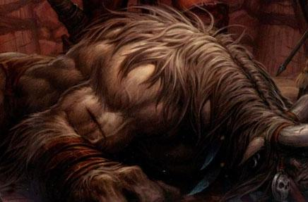 All the World's a Stage: Plot points for tauren roleplayers