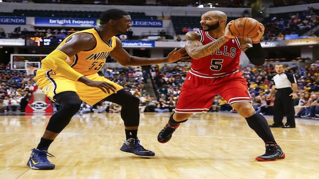 Chicago Bulls vs. Indiana Pacers - Head-to-Head