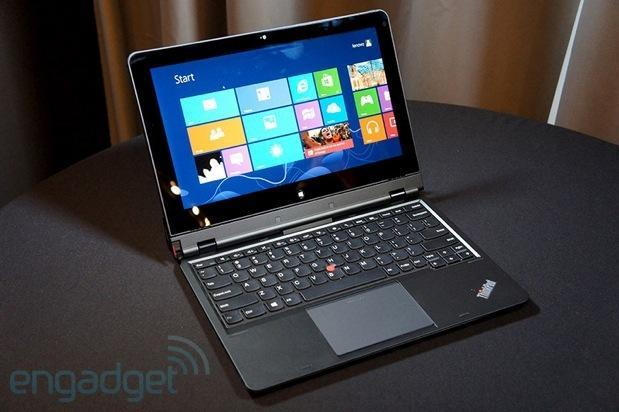 Lenovo ThinkPad Helix official: 11.6-inch reversible screen, arrives next month for $1,499+