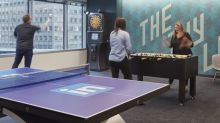 Office Envy: Inside LinkedIn's Expanded Chicago Digs (PHOTOS)