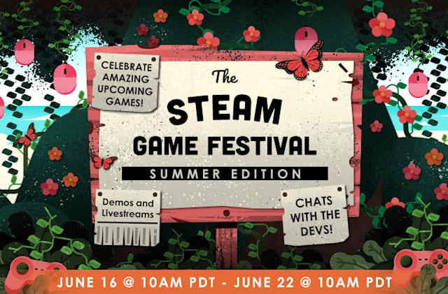Steam's summer Game Festival kicks off with promise of 900 playable demos