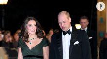 Kate Middleton viste de verde para los BAFTAS aunque se pidió ir de negro