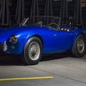 First Ford Shelby Cobra sold for ridiculous amount of money