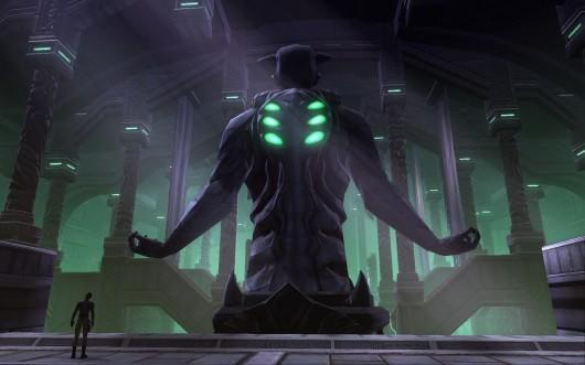 The Force is with SWTOR: EA stock bounces back, budget revealed