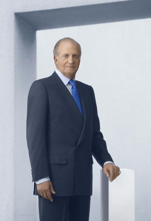 Juan Carlos I abdicated in 2014 after playing a determining role in Spain's modern history (AFP Photo/Estela CASTRO)