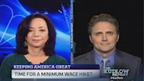 Time for a minimum wage hike?
