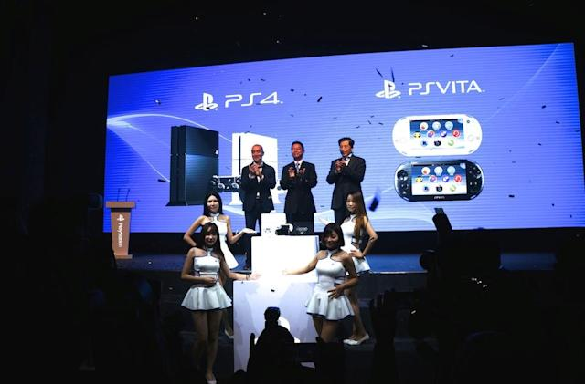 PlayStation 4 and Vita finally arrive in China on January 11th