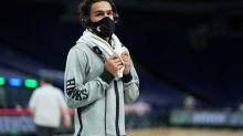 Nets begin road trip in Atlanta