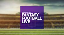 Special edition of 'Fantasy Football Live' at 8 a.m. ET on Sunday