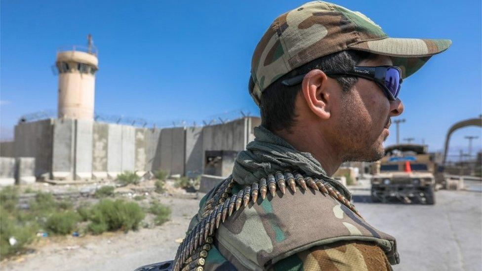 Afghanistan: All foreign troops must leave by deadline - Taliban