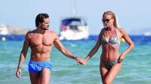 Esther Cañadas: segundo apasionado verano con su misterioso amor, en Ibiza