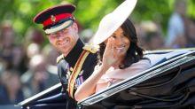 Los duques de Sussex esperan su primer bebé para la primavera de 2019