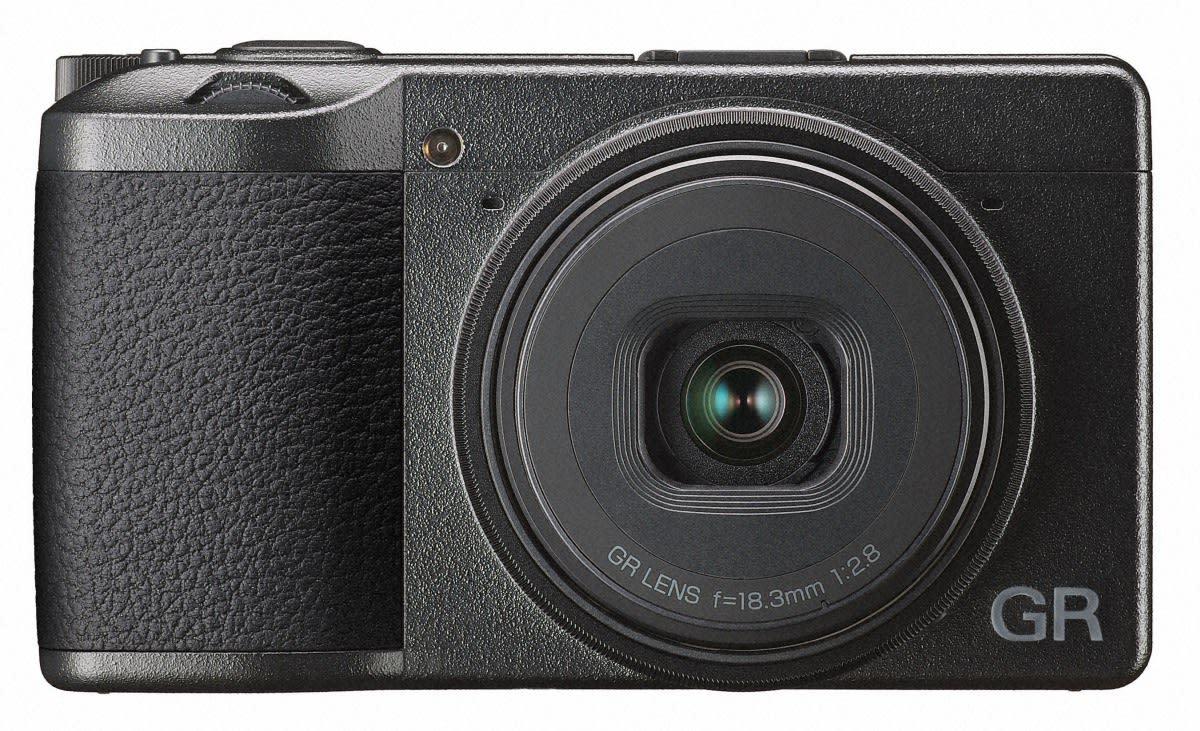 Ricoh GR III compact camera