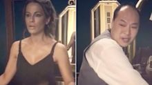 Kate Beckinsale Hilariously Tries and Fails to Recreate Famous 'Serendipity' Elevator Scene