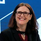 Washington not ready for trade talks with EU - Malmstrom