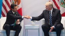 Mexican leader's visit with Trump shelved over wall: media